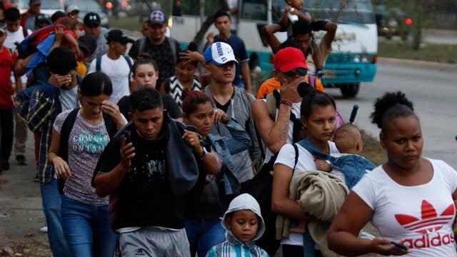 President Trump introduces tougher asylum rules amid border crisis