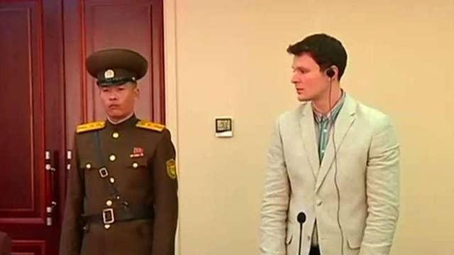 North Korea demanded millions before Otto Warmbier release