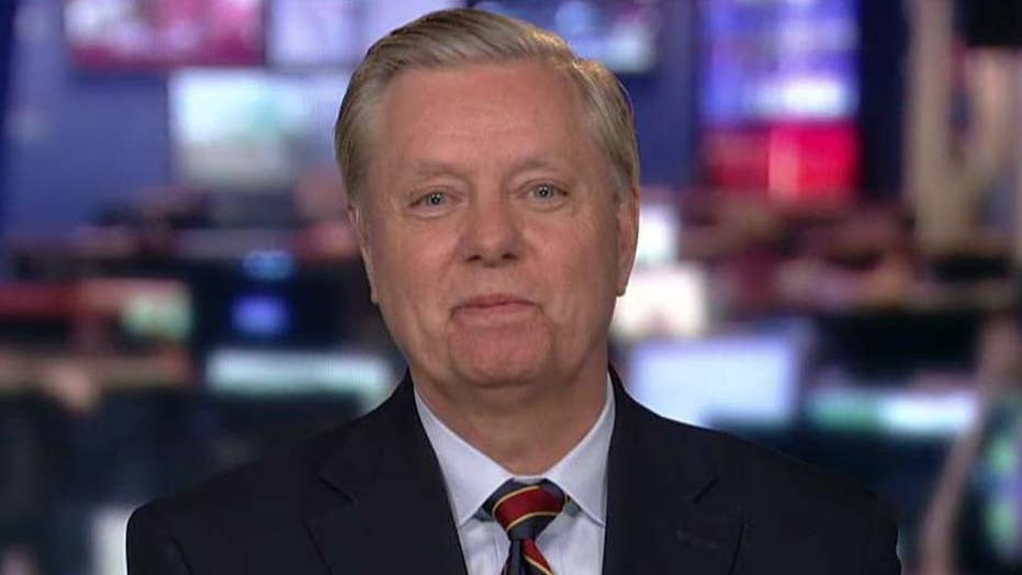 Graham: Clintons would be the last people I'd seek legal advice from