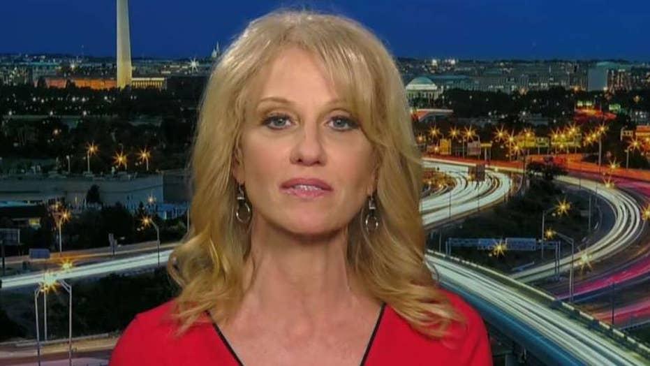 Kellyanne Conway on Ocasio-Cortez's silence on Sri Lanka Easter attack