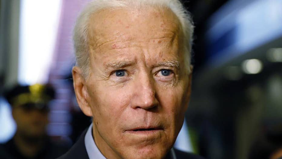 Will Joe Biden's 2020 message resonate with voters?