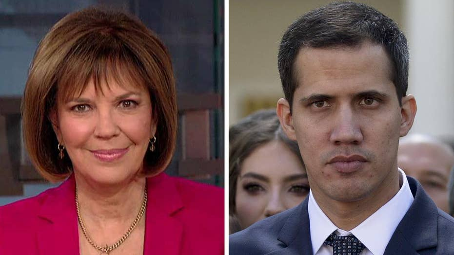 Judith Miller on uprising in Venezuela: This is a make-or-break moment for Juan Guaido