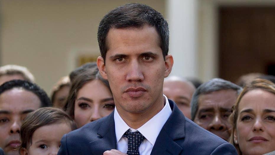 Venezuela's Juan Guaido leads 'final phase' to oust Maduro's socialist regime