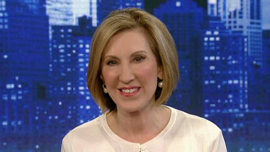 Fiorina: It's significant for Biden to have union backing