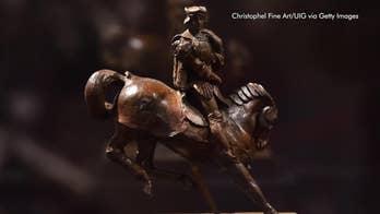 Leonardo da Vinci 500th anniversary: Rare 'Horse and Rider' sculpture in the spotlight