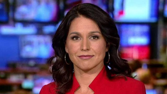 Rep. Gabbard: Venezuela needs peaceful reconciliation, not military intervention