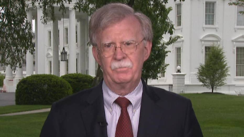John Bolton on violent clashes in Venezuela: 'There's a lot at stake' for 'the hemisphere as a whole'