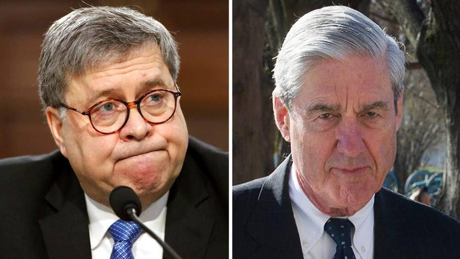 Bret Baier says Mueller acknowledged that AG Bill Barr's conclusions in his summary were not inaccurate