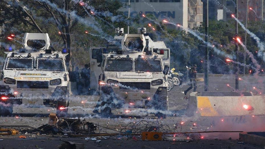 Venezuela's violent uprising: Will Guaido prevail over Maduro?