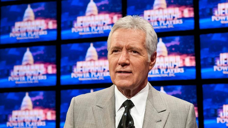 Alex Trebek on pancreatic cancer diagnosis: 'There is hope