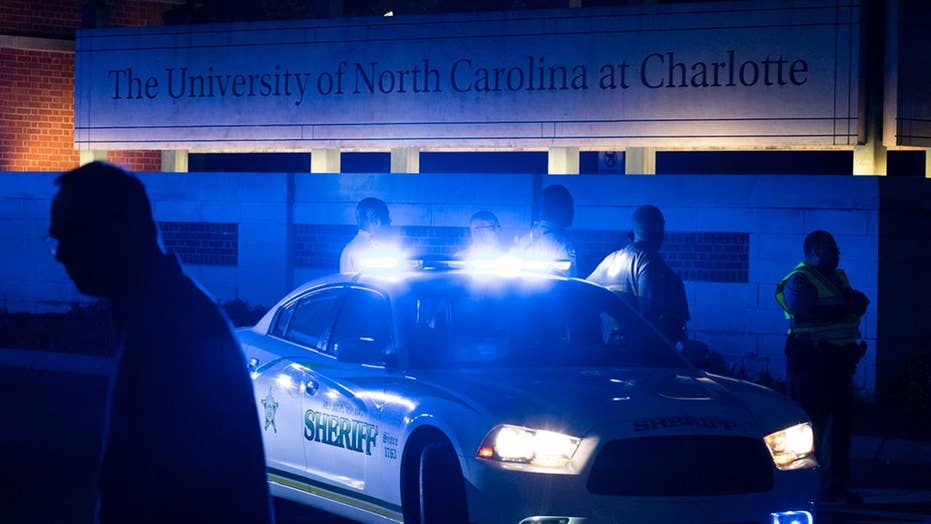 Authorities identify UNC Charlotte campus shooter as Trystan Andrew Terrell
