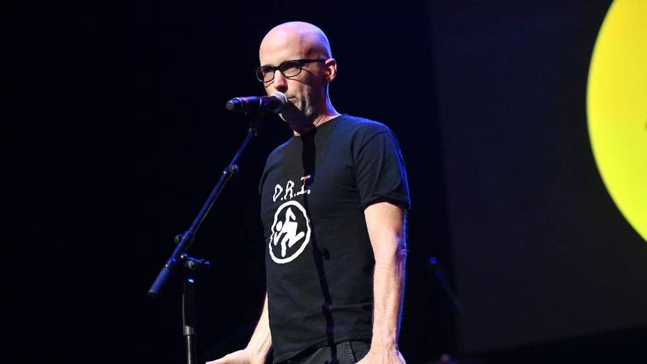 Moby claims he rubbed his penis on Trump in new memoir