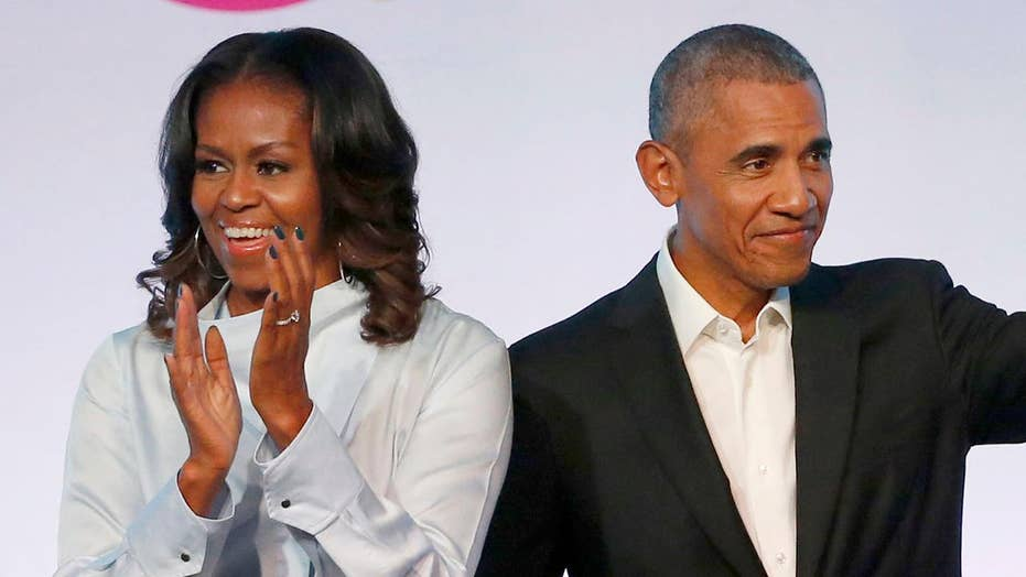 Obamas producing Netflix sketch comedy series based on book detailing Trump transition chaos