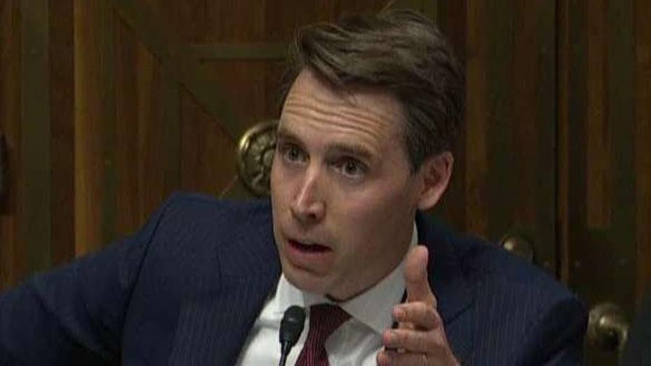 Sen. Josh Hawley: An unelected bureaucrat with open disdain for Trump voters tried to overturn an election