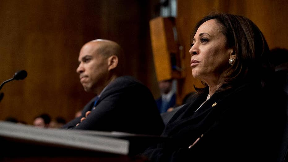 Kamala Harris to Bill Barr: You made the decision not to charge the president