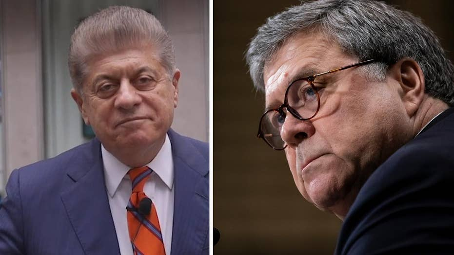 Judge Napolitano: Can the Attorney General defend presidential obstruction?