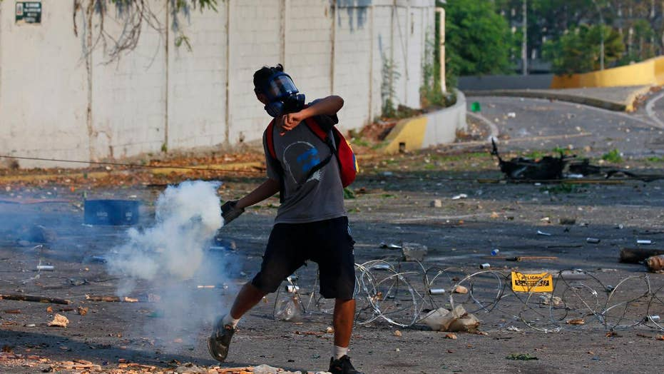 Rep. Mark Meadows says Venezuela is a 'mess'