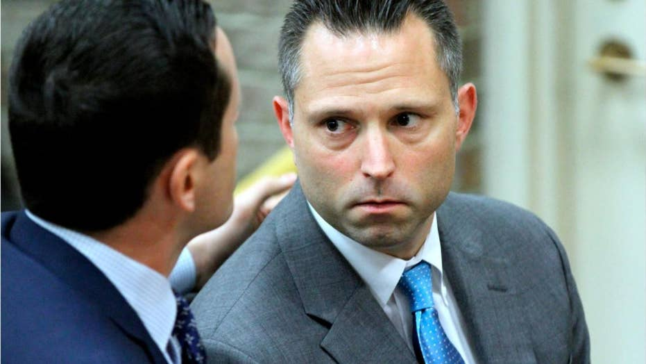 NJ 'pooperintendent' who defecated on another high school's field sues police over mug shot release