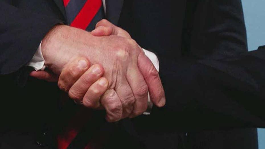 Gutfeld on banning the handshake