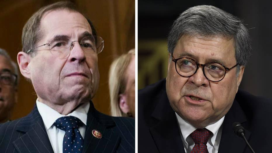 Attorney General William Barr will not testify before the House Judiciary Committee on Thursday