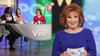 Joy Behar says call to throw entire Republican Party in jail just 'hyperbole'