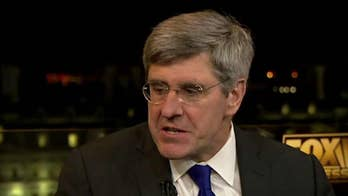 Stephen Moore says 'sleaze campaign' to blame for withdrawal from Fed consideration