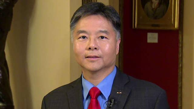 Rep. Ted Lieu defends his claim that Bill Barr is one of the most dangerous men in Washington