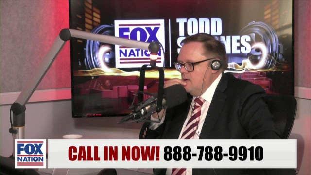 todd starnes and dr  ronnie floyd