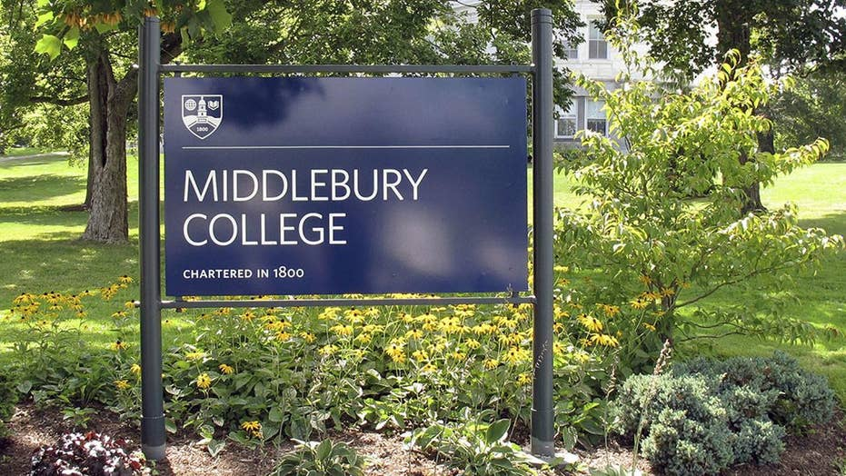 Vermont's Middlebury College cancels lecture by conservative speaker