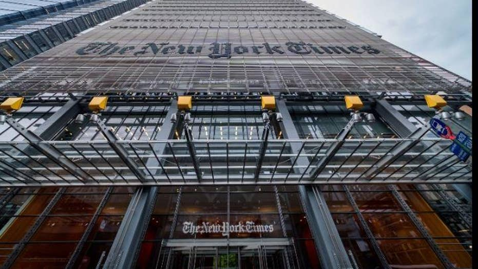 New York Times To Take Disciplinary Steps Against Editor Who Ok D