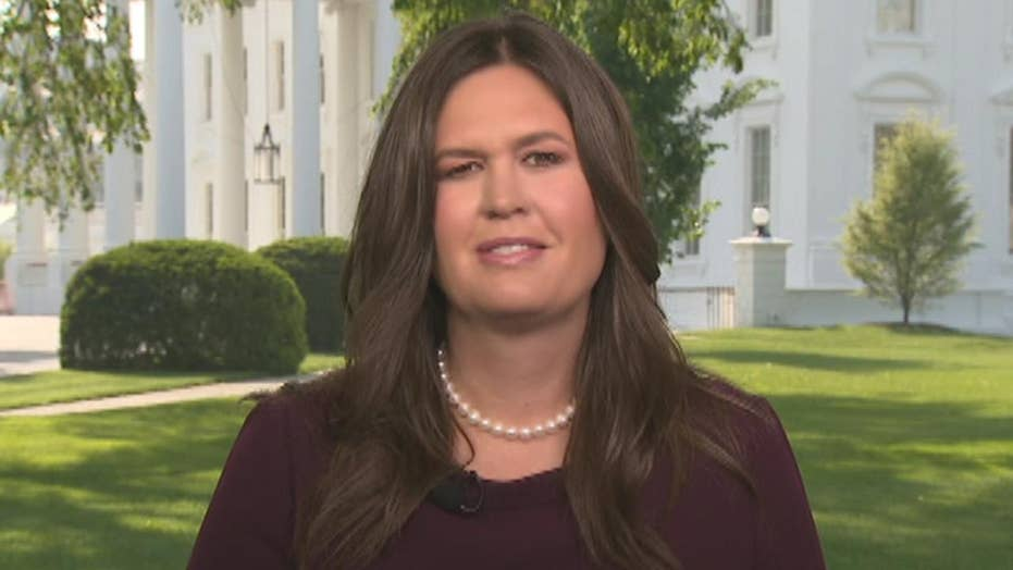 Sarah Sanders: It's time for Democrats to move on