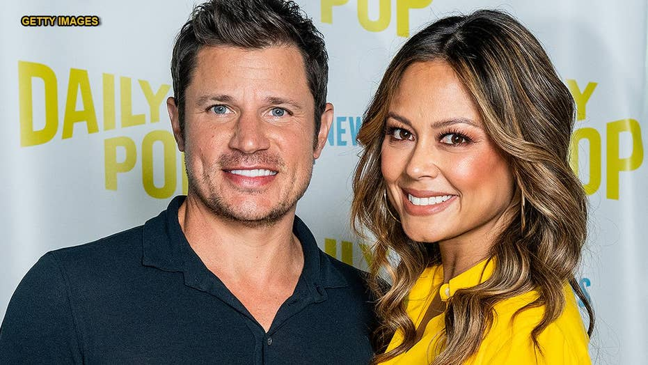 Vanessa and Nick Lachey mixing business with pleasure for Miss USA 2019