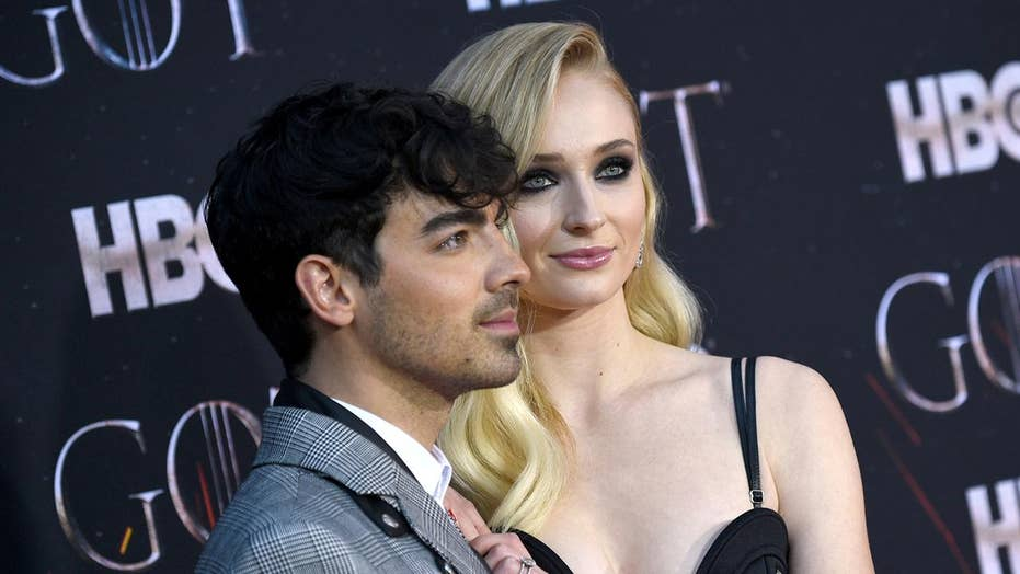 Joe Jonas and Sophie Turner tie the knot