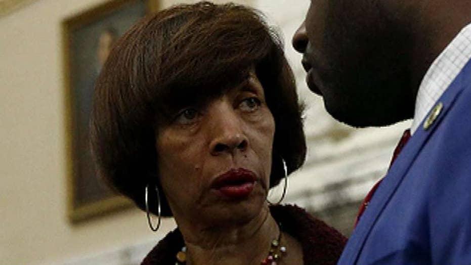 Baltimore Mayor Catherine Pugh resigns effective immediately