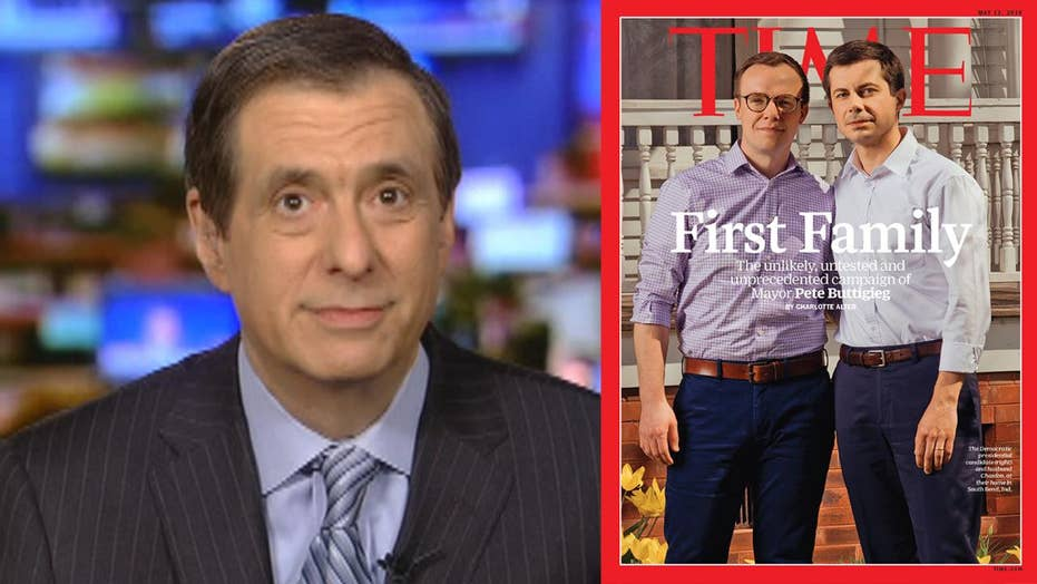 Howard Kurtz: Why the Media can't resist Pete Buttigieg and his husband