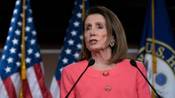 House Speaker Nancy Pelosi accuses Attorney General Bill Barr of lying to Congress