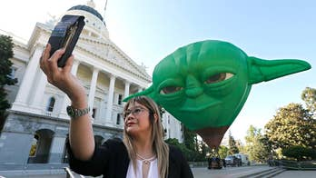 Force is officially with Californians as lawmakers recognize May 4 as 'Star Wars Day': report