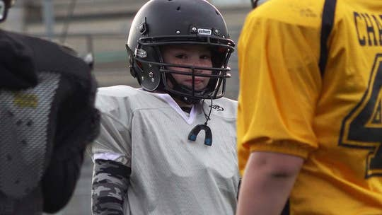 official photos 1e56f 34336 Massachusetts latest state to push ban on tackle football for kids