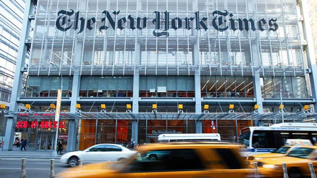 Why did the New York Times wait until now to report on Trump campaign spying?