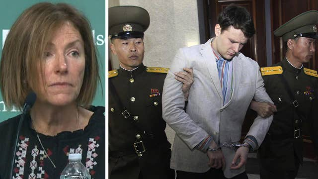 Mother of Otto Warmbier on her son's imprisonment in North Korea: He was with the Devil