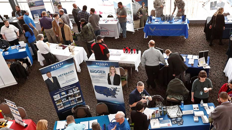 Unemployment rate drops to 49-year low in April economic report