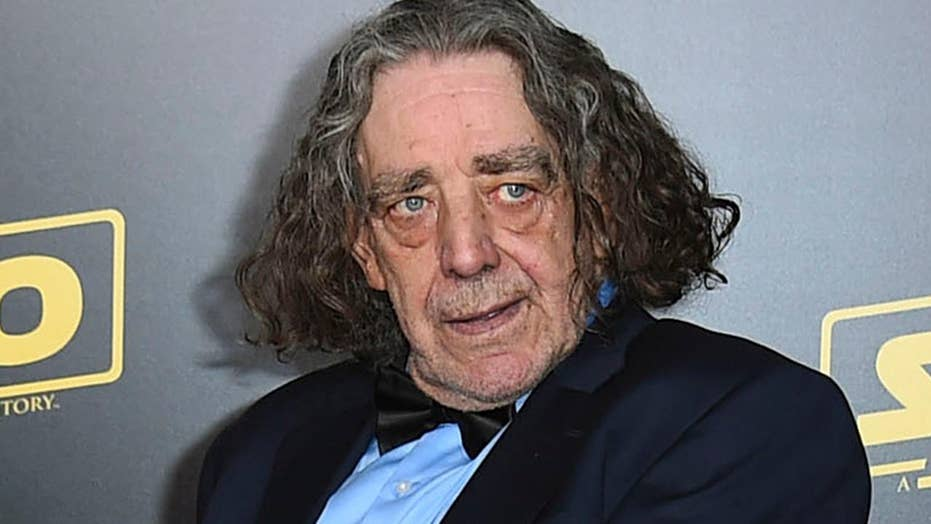 Celebrities and 'Star Wars' fans mourn loss of Peter Mayhew