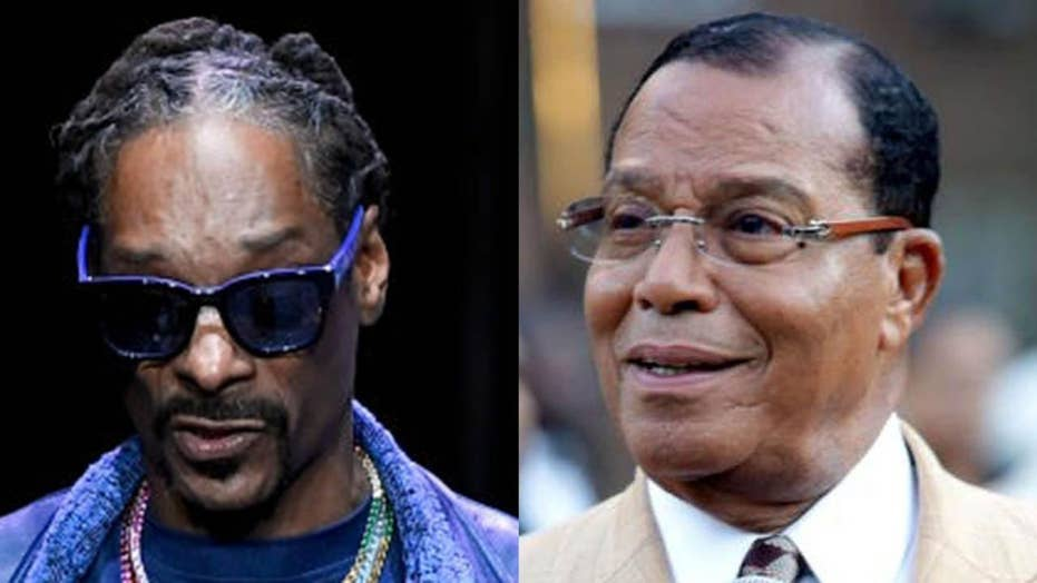 Snoop Dogg backs Louis Farrakhan, tells fans to support him: 'Show some love to a real brother'
