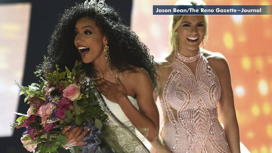 28-year-old Cheslie Kryst crowned new Miss USA