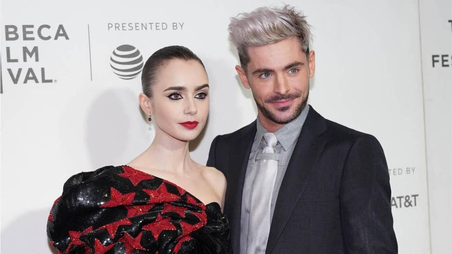 Lily Collins says she believes ghosts of Ted Bundy's victims visited her