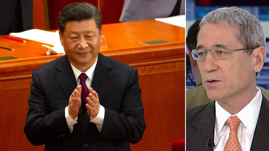 Gordon Chang warns that China is 'far ahead' of the US in some critical technologies