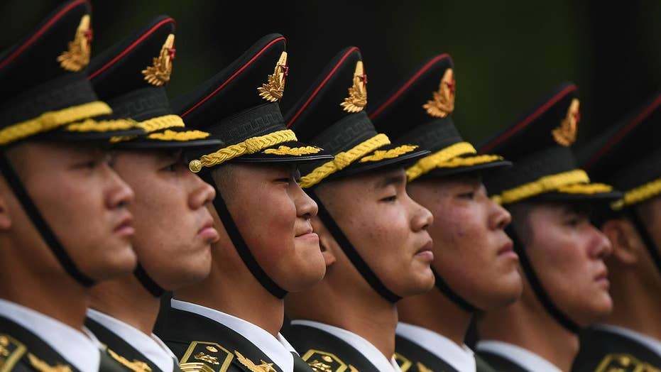 Pentagon warns 'strategic competitor' China working to erode US dominance