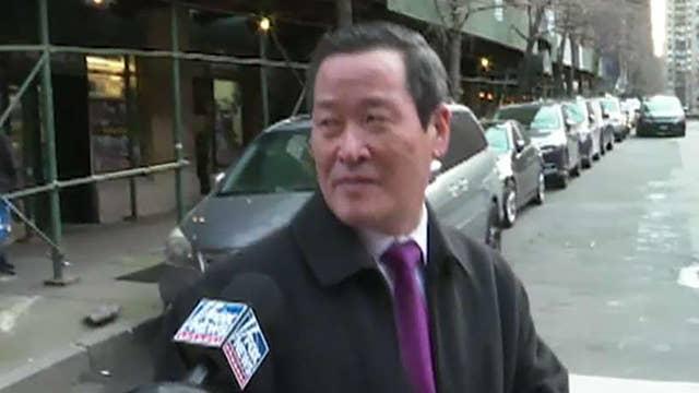 Eric Shawn: North Korea's UN Ambassador clams up