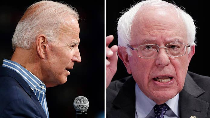Sanders says 'there's no question' who is more progressive between him and Biden