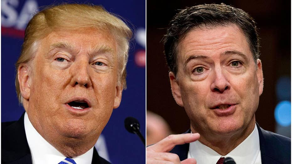 James Comey warns Russia will help get Trump re-elected in 2020